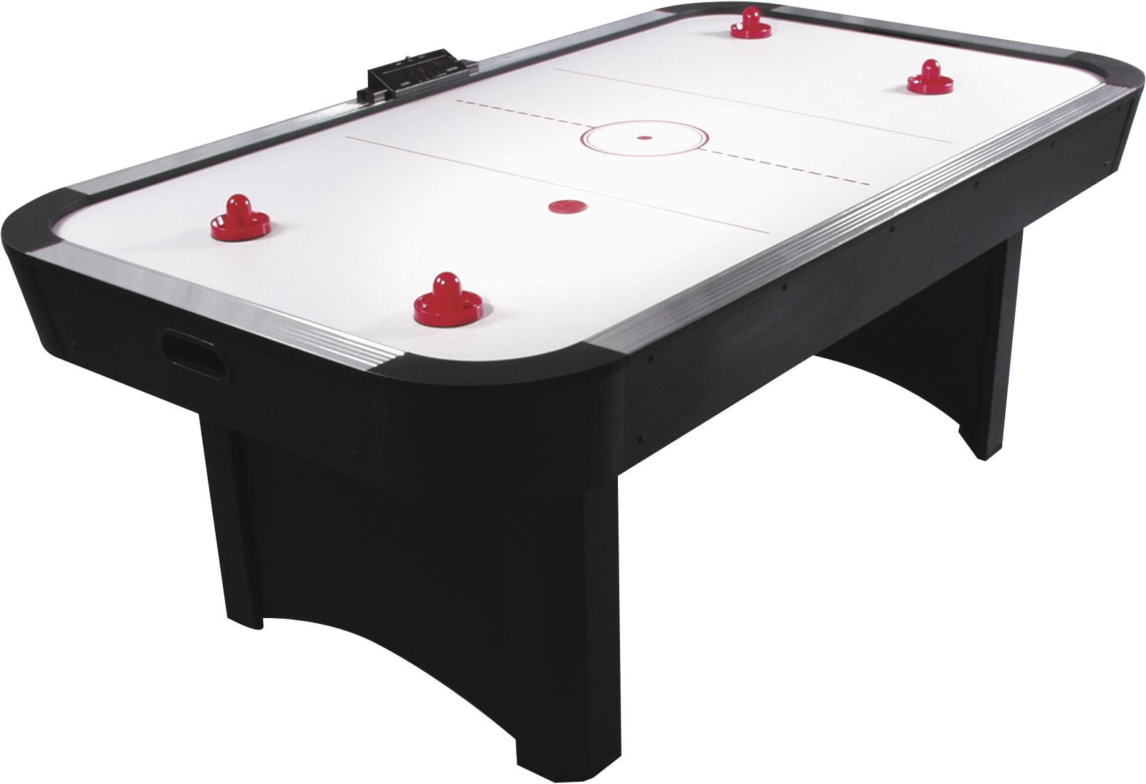 Airhockey buffalo tafels a1 eerbeek for Table 6 en 1